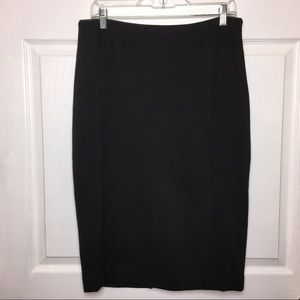 WHITE HOUSE BLACK MARKET Black Pencil Skirt 10